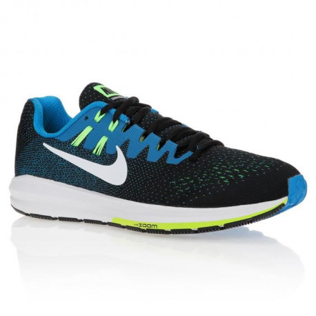 NIKE Chaussures de Running Air Zoom Structure 20 Homme PE17