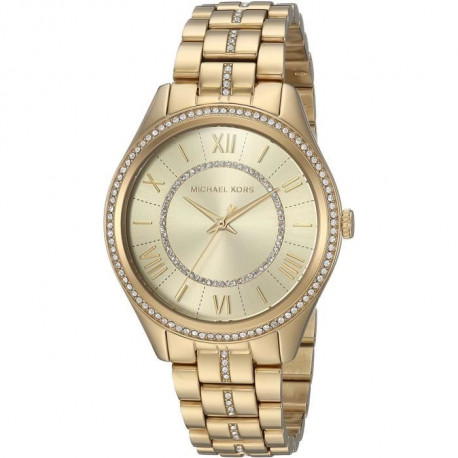 MICHAEL KORS Montre MK3719 Femme Coloris Or