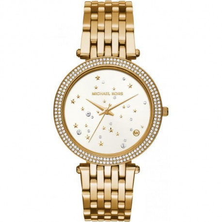 MICHAEL KORS Montre MK3727 Femme Coloris Or