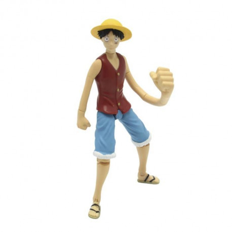 One Piece - Figurine - Pack figurines 12 cm Luffy et Chopper