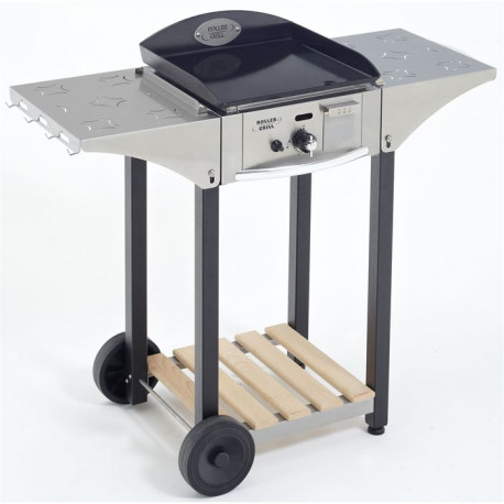 ROLLER GRILL Chariot pour plancha PL400 CHPS