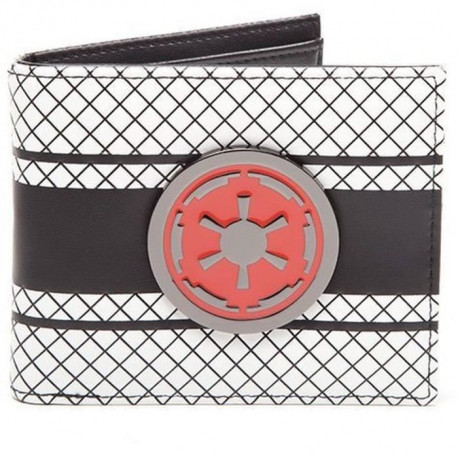 Portefeuille pliable Star Wars: Embleme de l'Empire Galactique
