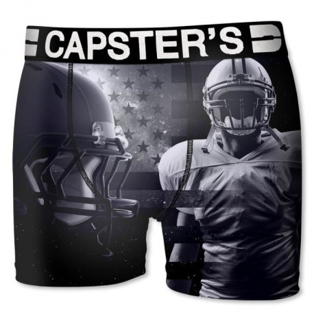 CAPSTER Boxer Homme Football