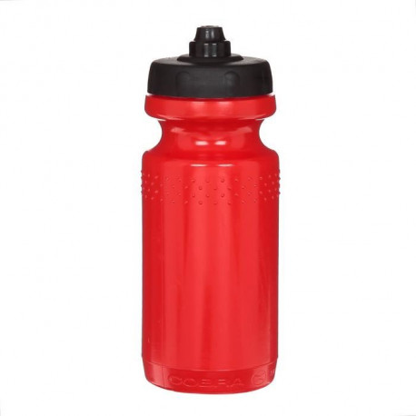 ROTO Gourde Squeeze 600 ml - Rouge