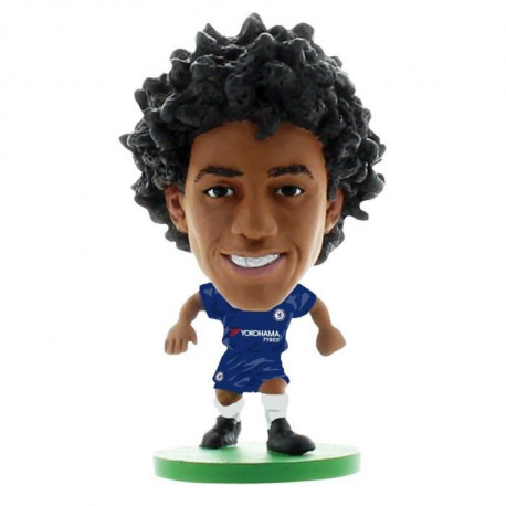 SOCCERSTARZ Figurine Chelsea Willian domicile 2018