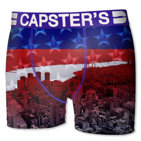 CAPSTER Boxer Homme New York