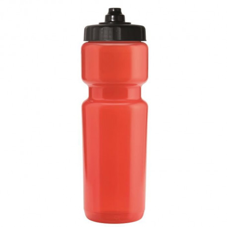 ROTO Gourde Squeeze 800 ml - Rouge