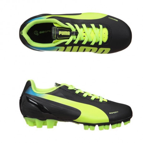PUMA Chaussures Football Evospeed 4.2 Terrain Artificiel Ag Garçon