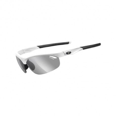 TIFOSI Lunettes Veloce Blanc Mat Photochromique Smoke Fototec
