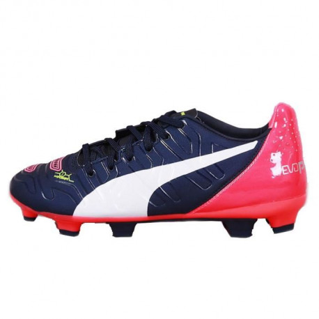 PUMA Chaussures de Football Evo Power 1.2 FG Junior