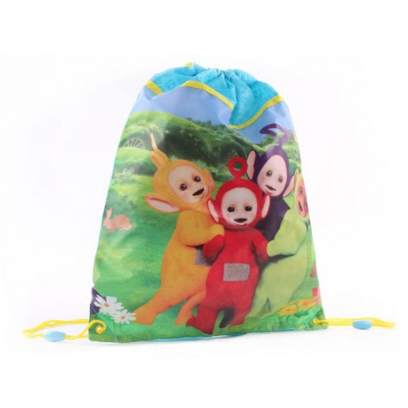 TELETUBBIES Sac piscine Mixte - 44cm - Bleu