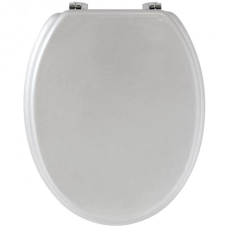 GELCO Abattant WC Galaxie silver