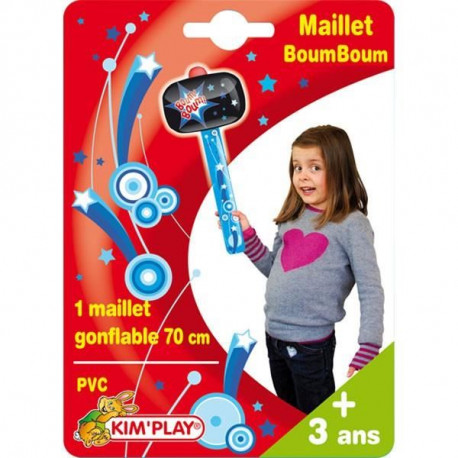 KIMPLAY Maillet gonflable