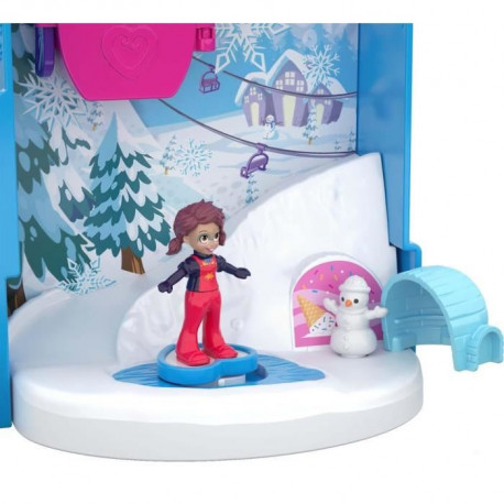 POLLY POCKET - Le Chalet Enneigé