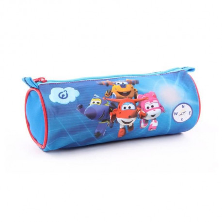 SUPER WINGS Trousse - 7cm - Bleu
