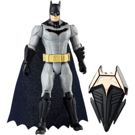 JUSTICE LEAGUE - Figurine Batman - 15 CM - Batman Missions