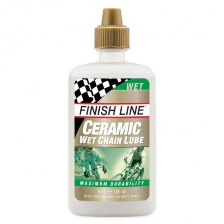 FINISH LINE Lubrifiant Ceramic Wet Lube - 4Oz -120Ml