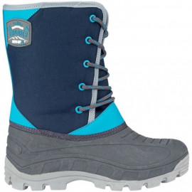 WINTER-GRIP Apres-ski - Enfant - Bleu / Gris