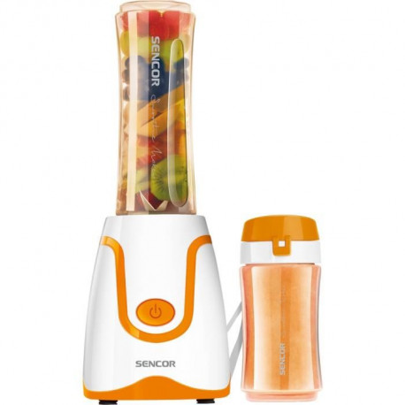 SENCOR SBL 2203OR Appareil a smoothie - Sans BPA