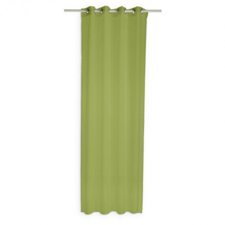 TODAY Voilage - 135x240 cm - Vert bambou