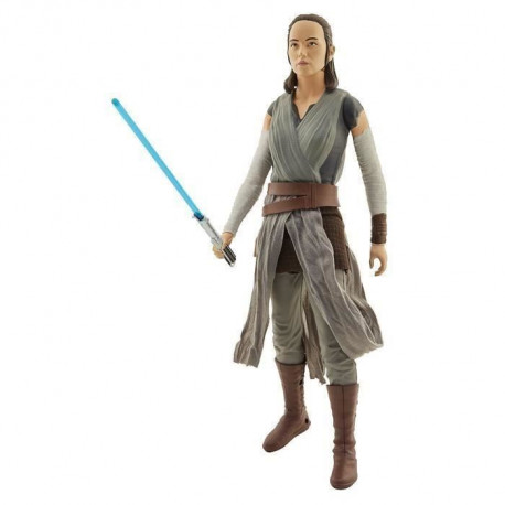 STAR WARS Episode 8 - Figurine Rey 50 cm