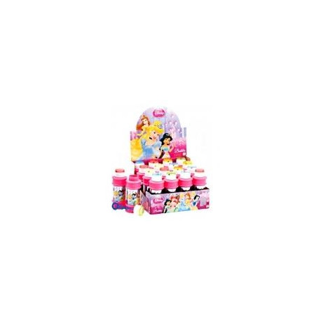 DULCOP Tube Bulles a savon Princesse Disney - 175ml