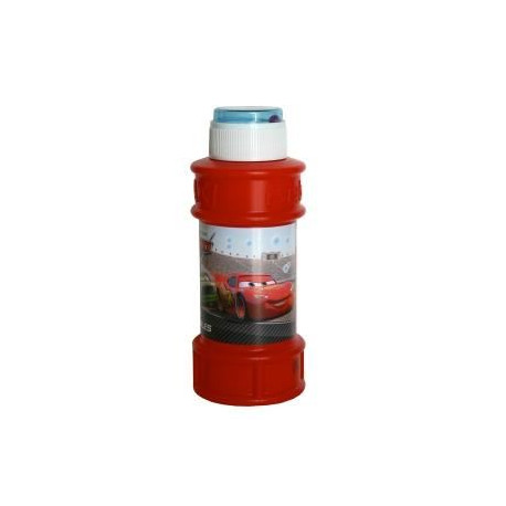 DULCOP Tube Bulles a savon Cars Disney - 175ml