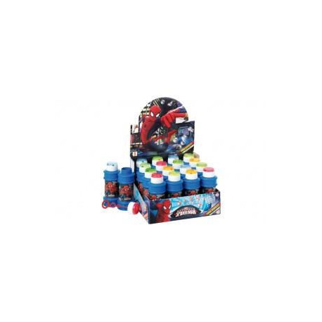 DULCOP Tube Bulles a savon Spider Man - 175ml