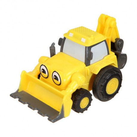 BOB THE BUILDER Jaune - voiture miniature