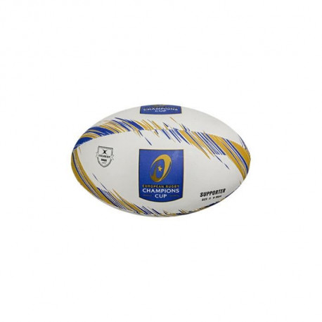 GILBERT Ballon Supporter - CHAMPIONS CUP - Taille 5