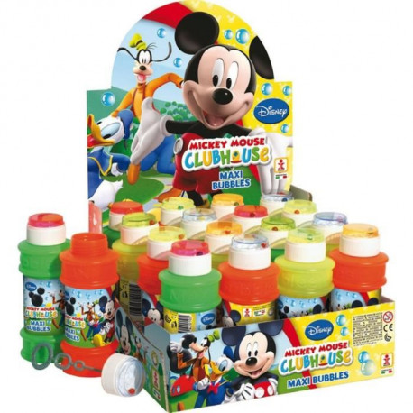 DULCOP Tube Bulles a savon Mickey - 175ml