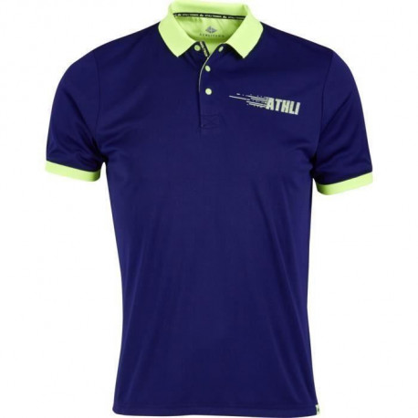 ATHLI-TECH Polo de Tennis Annis Homme