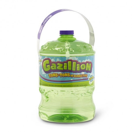 GAZILLION BUBBLES Solution A Bulles 4L