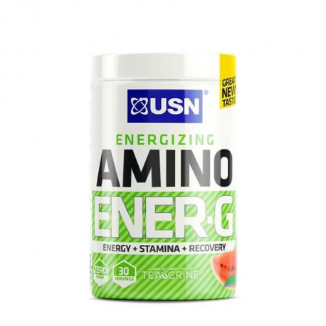 USN Complément alimentaire Amino Energy - 300 g - Pasteque