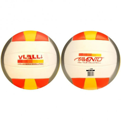 AVENTO Ballon de volley - Orange - Taille 5