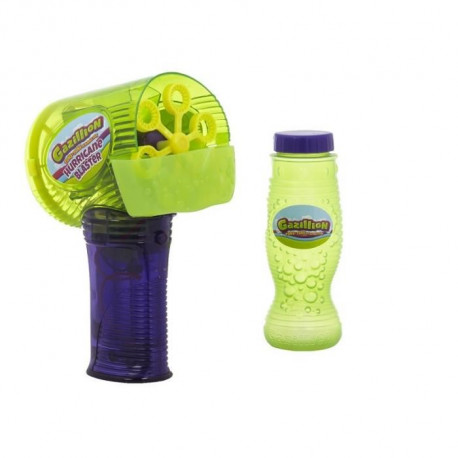 GAZILLION BUBBLES Ventilateur A Bulles Hurricane