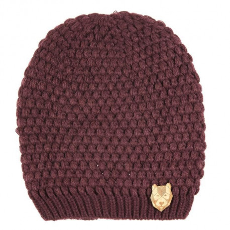O'NEILL Bonnet Cosy - Femme - Fig rouge