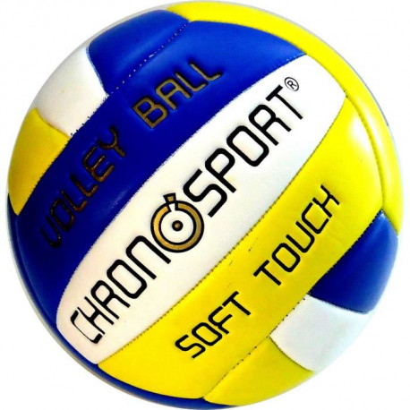 CHRONOSPORT Ballon Soft Touch Multicolore T5