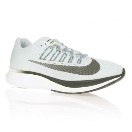 NIKE Chaussures de Running Zoom Fly - Femme - Blanc