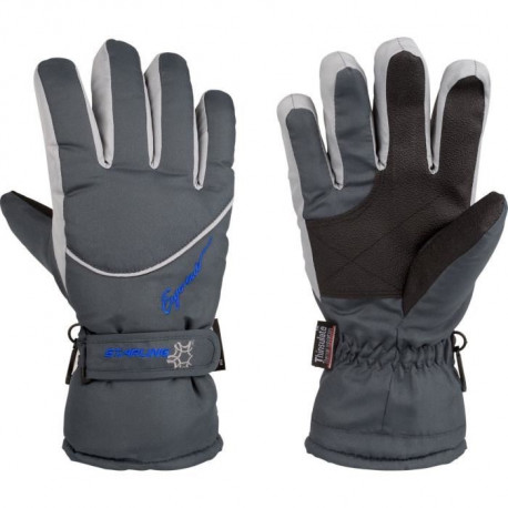 STARLING Gants de Ski Adulte - Gris