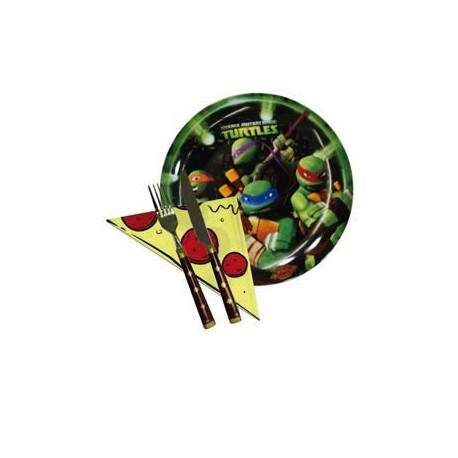 Set pizza Tortue Ninja