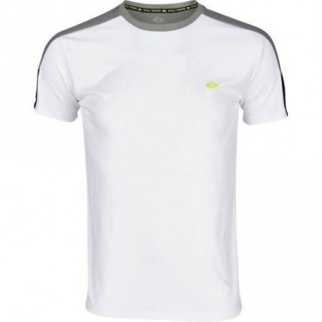 ATHLI-TECH T-shirt de tennis Eliaz- Homme - Blanc