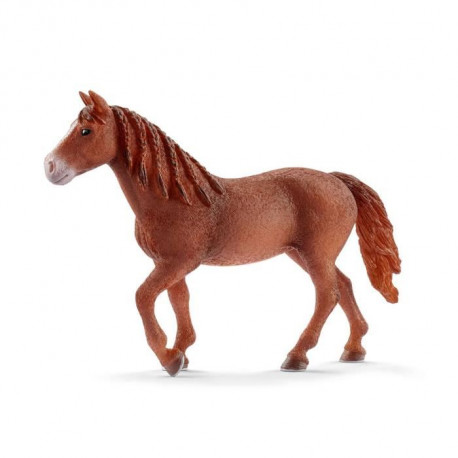 SCHLEICH - Figurine 13870 Jument Morgan