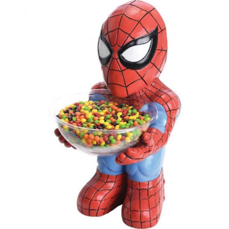 SPIDERMAN Halloween Pot a Bonbons 50 cms