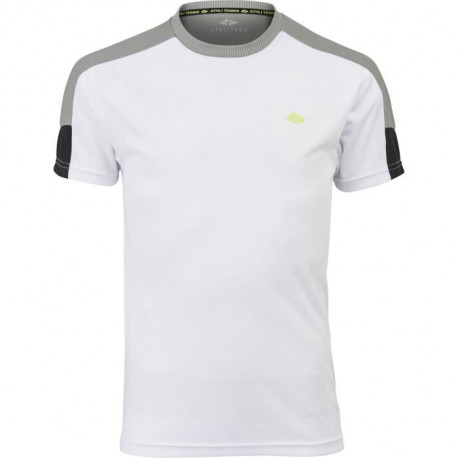 ATHLI-TECH T-shirt de tennis Eliaz - Enfant - Blanc