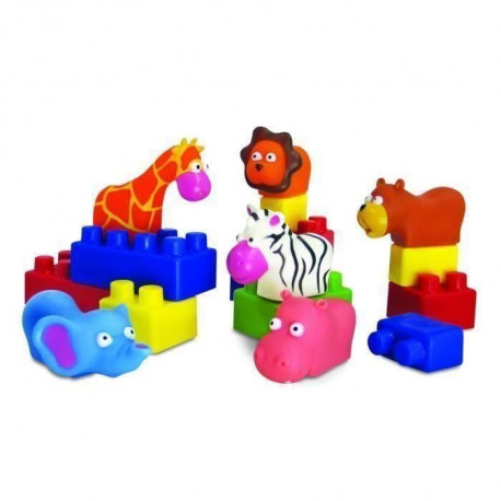 BSM Mini Edu'Blocs - 110 Pieces