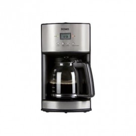 DOMO DO473K Cafetiere filtre - Inox