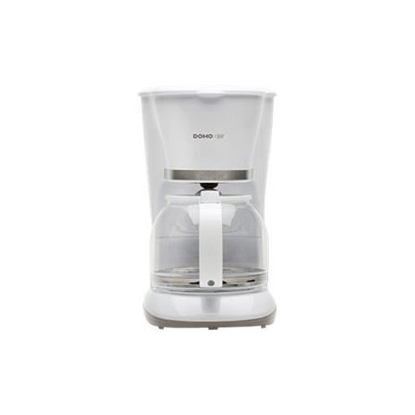 DOMO DO476K Cafetiere filtre - Blanc