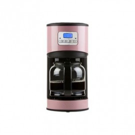 DOMO DO477K Cafetiere filtre programmable ? Rose