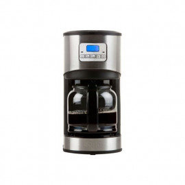 DOMO DO479K Cafetiere filtre programmable ? Inox